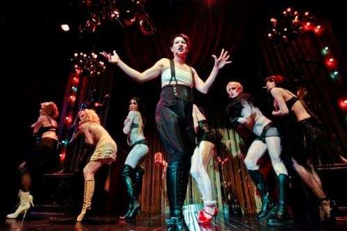 kbld:  Amanda Palmer as the Emcee in Cabaret. Um. Yum.  the day i get a recording of this is a day i know will be one of my happiest.TO THE SHADOWBOX!