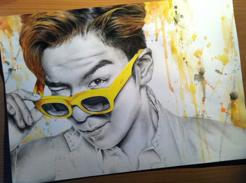 Yellow Shades. 2012. Yellow wakes me up in the morning. It's my weakness