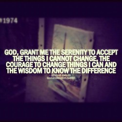 Always gets me through every struggle! #SerenityPrayer #KushAndWisdom #Quotes #God #Accept #Change #Courage #Wisdom  (Taken with Instagram)