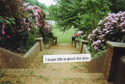 Life is Good (por Hannah Louise Curson)