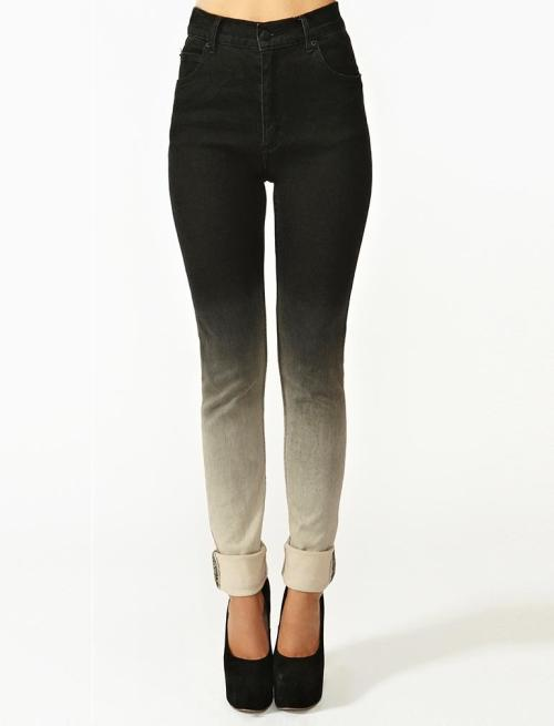 what-do-i-wear:  Second Skin Jeans 'Ombre' by Cheap Monday - available from NASTYGAL
