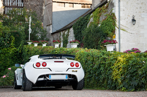 theautobible:  Lotus Exige Cup 260 by BenjiAuto (Ratet B. Photographie) on Flickr.