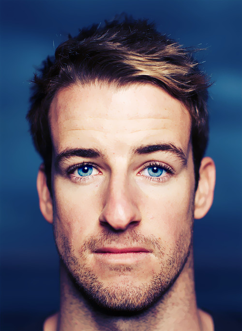 Australian swimmer James Magnussen. ——- I refuse to believe he was born in 1991. NO WAY!