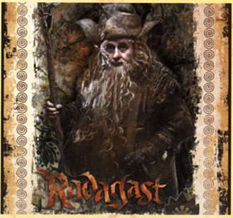 Sylvester McCoy as 'Radagast the Brown' magician in the new Peter Jackson 'Hobbit' trilogy. #DoctorWho (via 1st look at 7th Doctor Sylvester McCoy as The Hobbit's other wizard | Blastr)