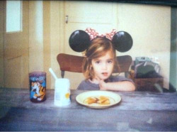 quietconfusion:  Baby Emma Watson.  She's so perfect
