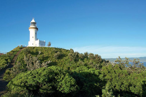 (via Condé Nast Traveller's travel photo story from Byron Bay, Australia, Photo 2 of 8 (Condé Nast Traveller)) Byron Bay, New South Wales, Australia