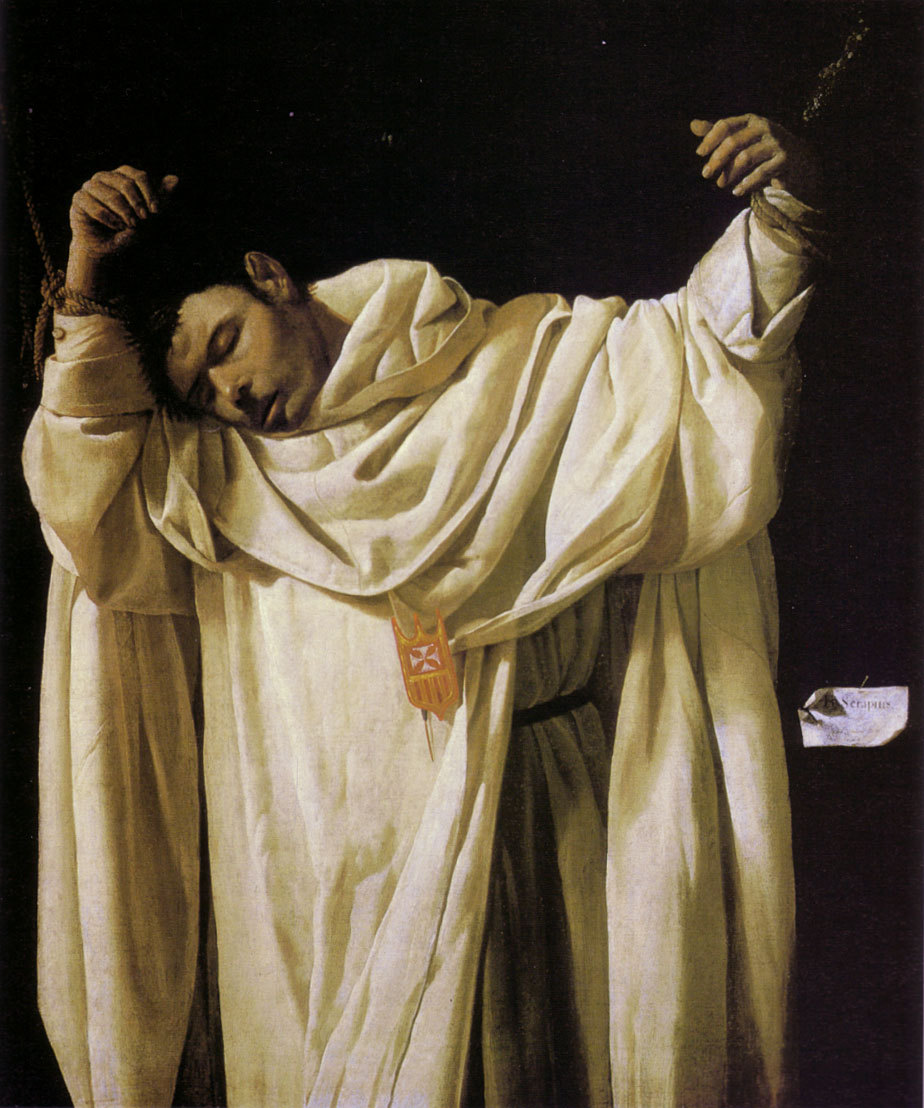 Francisco de  Zurbaran, 1628