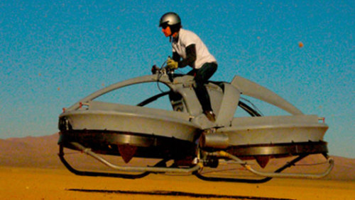 Aerofex hover vehicle recalls 'Jedi' speeder bikesThe aerospace firm sees the aerial vehicle as a test platform for new unmanned drones for farms or search-and-rescue missions.