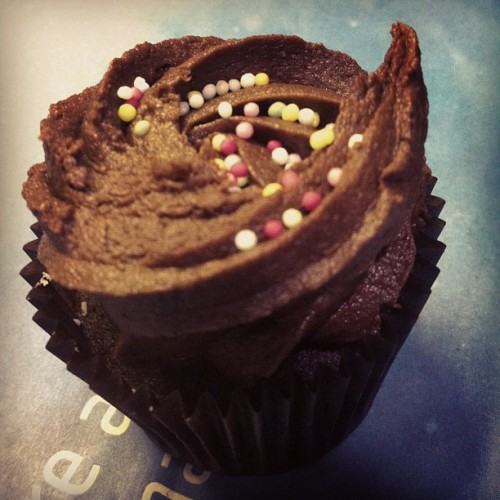 cupcakes @ ministry from @sweetcoutureuk! (Taken with Instagram)