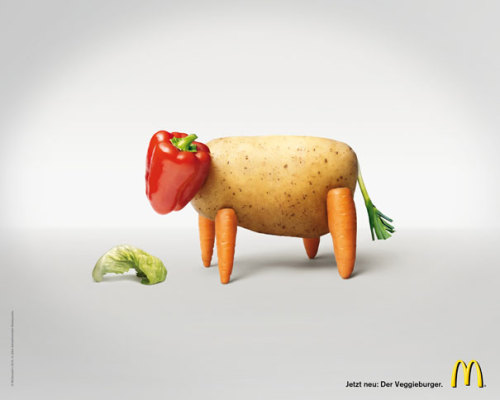 Veggieburger, l'hamburger vegetariano secondo McDonald's  jaymug:  McDonald's: The Veggieburger