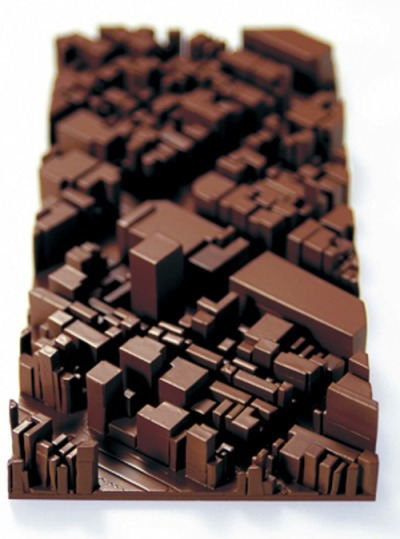 "loveeejapan:  ""Chocolate City"" by Naoko Tone and Atsuyoshi Iijima"