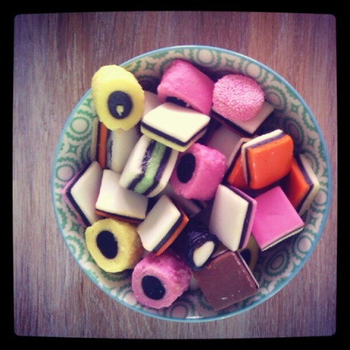 Time for some #candy (Taken with Instagram)