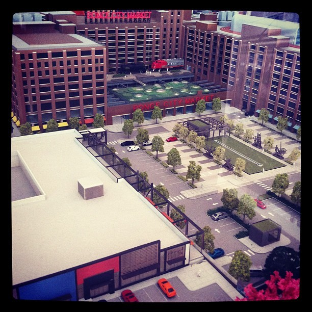 Ponce city market- maybe the new tech hub (Taken with Instagram)