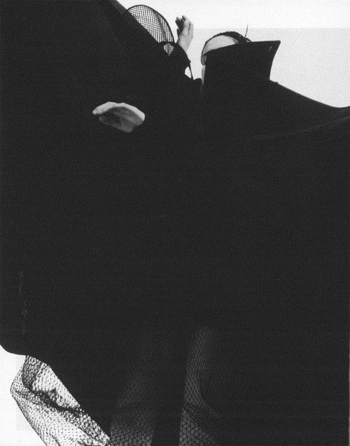 hitodama:  David Sims Stella Tennant for Yohji Yamamoto Rewind/Forward, 238 Fashion Pictures, 1995–2000