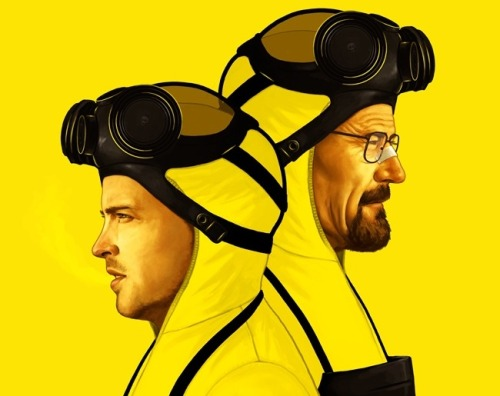 'The Breaking Bad Art Project' Rings All Of Our Bells