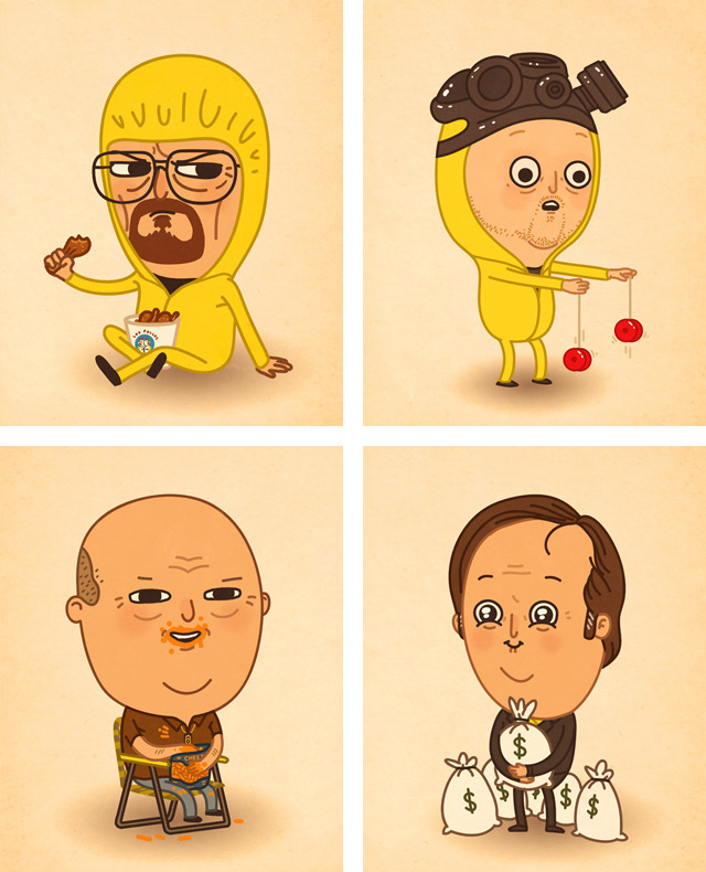 breaking bad forever