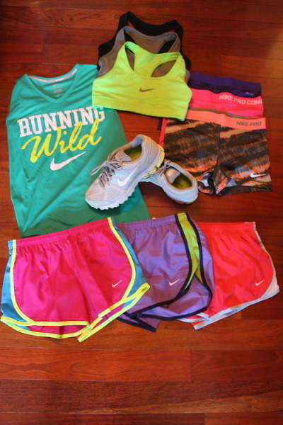 turquoisebanana:  want to buy more sports clothes.