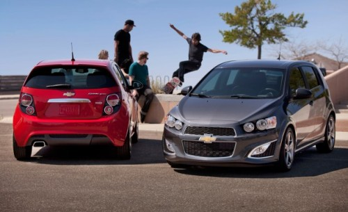 Sportiest Chevrolet Sonic gets a price tag: New RS to start at $20,995 with six-speed manual. via Car and Driver