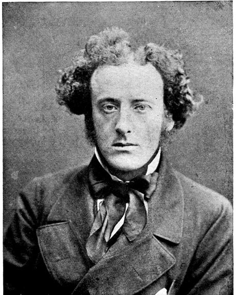 justanotheryounglady:  Photograph of Sir John Everett Millais (1854) by Unknown