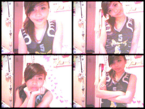 GPOYW with Feelings~   Featuring: Yung jersey ko ng highschool. LOL. CUBS.