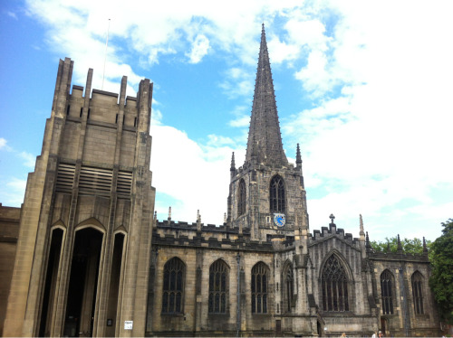 The Cathedral Church of St Peter & St Paul, Sheffield