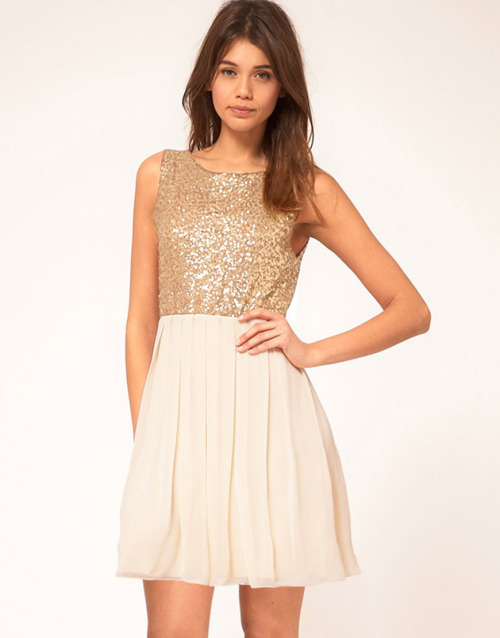 Cute dress from ASOS for all the wedding festivities.