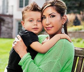 "Real Housewives of New Jersey starJacqueline Laurita reveals that her youngest son Nicholas is autistic ""We had no idea what was going on….I worry about him being independent when he's older. I spend all my time researching what we can do for him."" [via People magazine]"