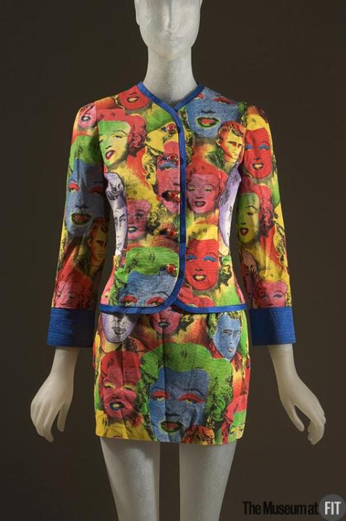 Suit Gianni Versace, 1991 The Museum at FIT