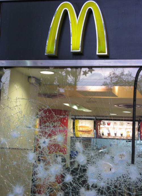 speculate:  Damn someone really wanted a mc chicken