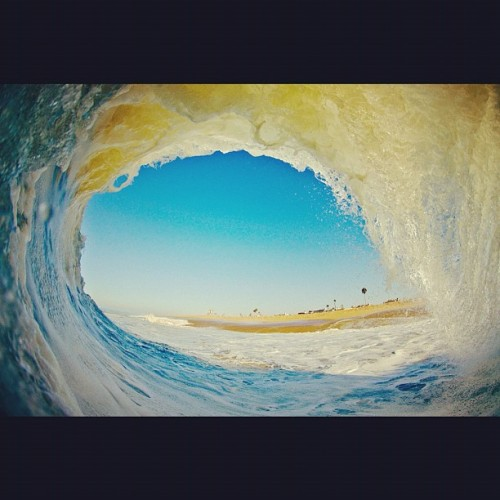 #california #wave #surf #summer (Taken with Instagram)