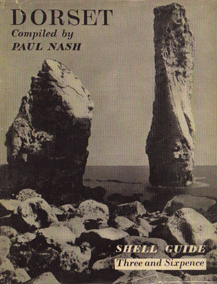 Paul Nash - Shell guide to Dorset, 1935.