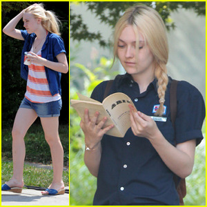 Dakota Fanning reads Sylvia Plath.