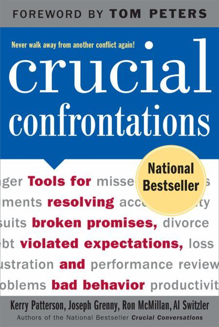 Just added to our collection: Crucial Confrontations.
