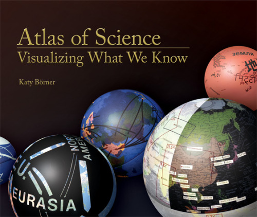 Just added to our collection: Atlas of Science.