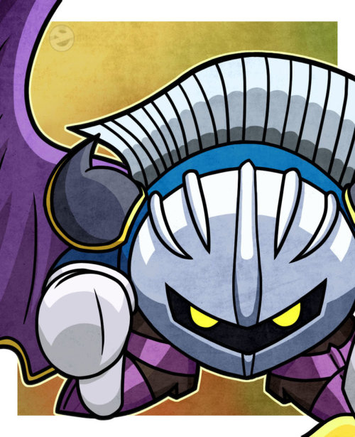 thenintendard:  Meta Knight by Youngj723