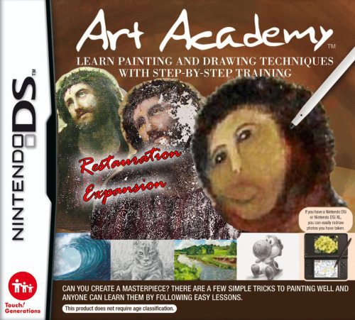 Art Academy: Restauration expansion Enviado por Sak75