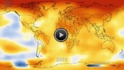 Watch 131 Years of Global Warming in 26 Seconds | Climate Central