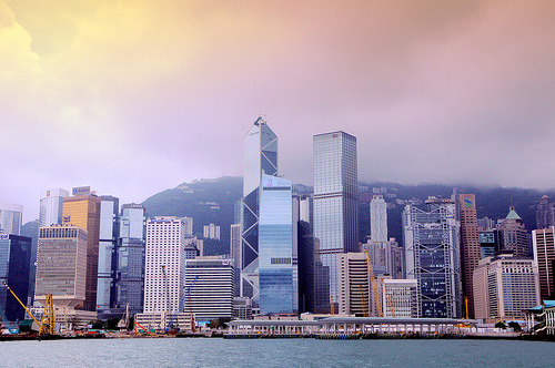 cornersoftheworld:  Hong Kong By mandalaybus