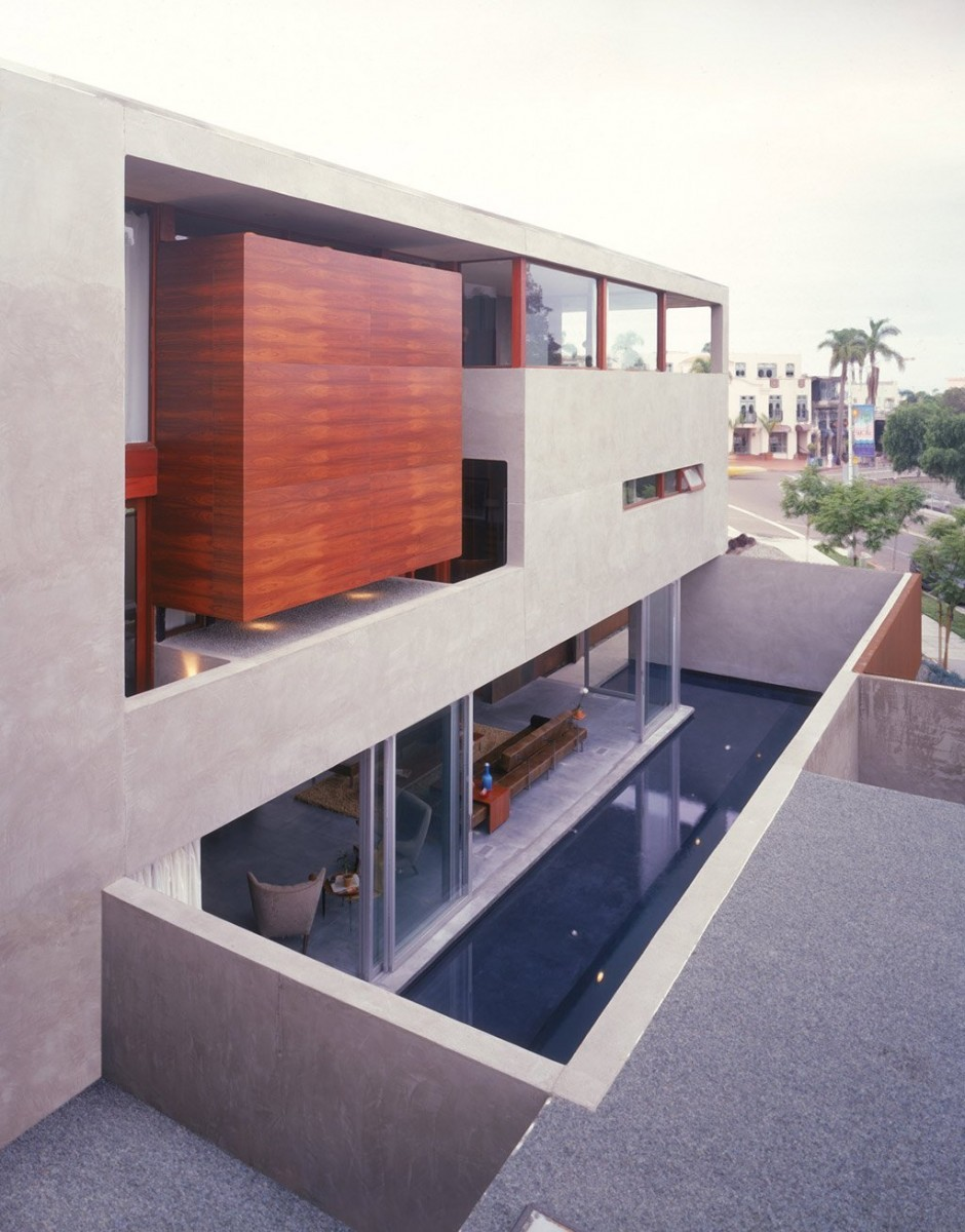 midcenturymodernfreak:  Jonathan Segal Architect and Developer | San Diego, CA Source: housedesigncollection.com