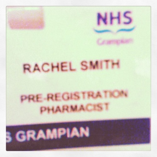 day 214: yay #prereg :D (Taken with Instagram)