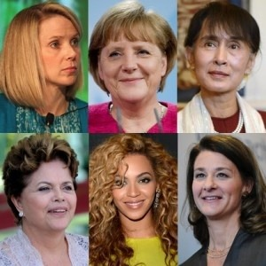 Of the 100 women on Forbes 2012 list of the world's most powerful women, almost all of them are active on social media—with a combined 90 million Twitter followers. The most prolific tweeters, not surprisingly, are celebrities. In China, where Weibo is the social site of choice, entrepreneur Zhang Xin has racked up 4,118,029 on the site.  via The World's 100 Most Powerful Women 2012 - Forbes