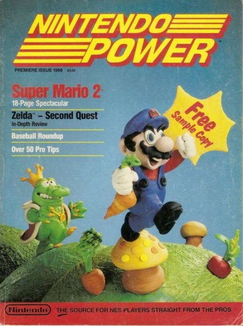 Nintendo Power calls it quits! BUMMER