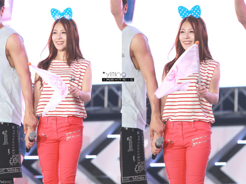 120818 | boa at sm town live '12 in seoul© yi-ting