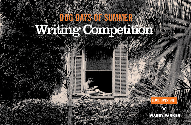 Do you have a summer tale you're just burning to tell? Enter our short story contest.