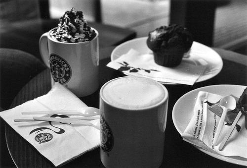 smaller businesses cafes generic starbucks grew practically home nostalgia pulls