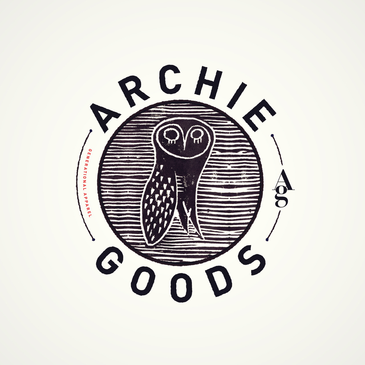 Archie Goods Bootmakers  Early draft logo work sneak peek