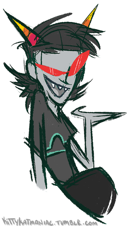 Terezi is still my number one favorite troll, I COULD NOT BE MORE PROUD TO BE A LIBRA. She's so POINTYYYYYYYYY