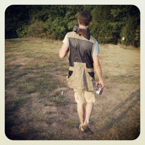 Shootin (Taken with Instagram)