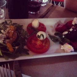 Amazing salad: three ways.  (Taken with Instagram)