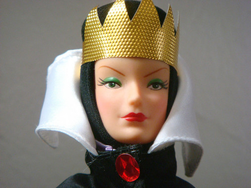 Wicked Queen by Bobkytten on Flickr.